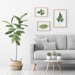 Wanddecoratie groen